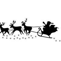 Zum Weihnachts-Endspurt schaut der Weihnachtsmann persönlich vorbei!